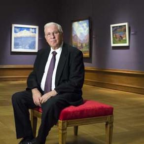 "Art & Culture - Christoph Blocher  ""Private Gallery"""