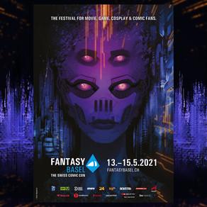 FANTASY BASEL 2021 - THE SWISS COMIC CON FESTIVAL