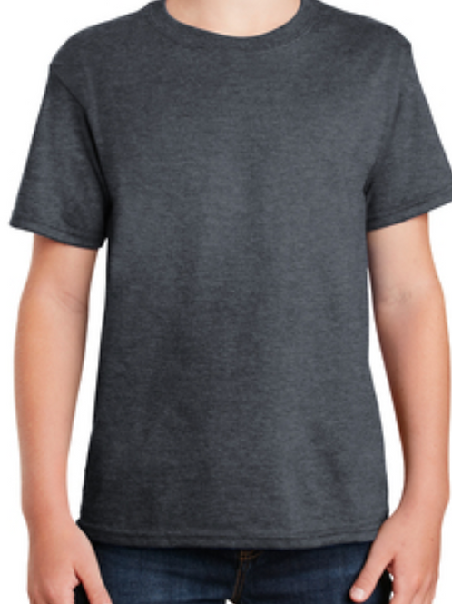 Youth Scarlet, or Grey shirt