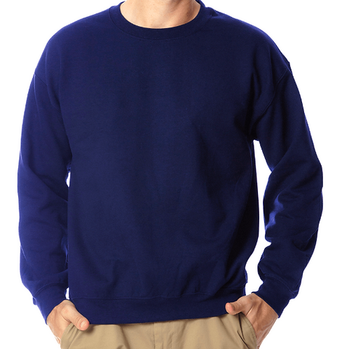 Crew neck sweatshirt *2-1