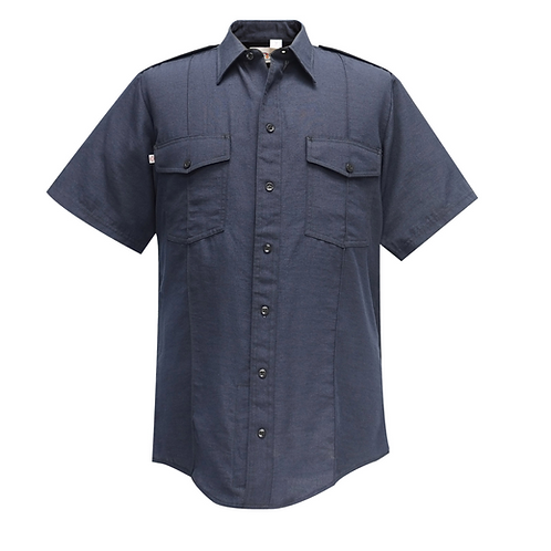 Flying Cross short sleeve button up