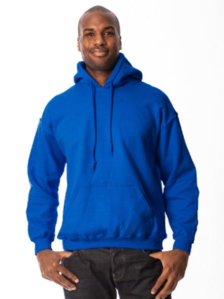 Bus Hooded Sweatshirt Pullover