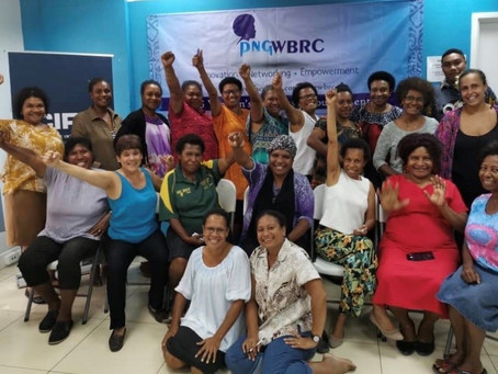 Women's Business Resource Centre in Papua New Guinea Entering its Fifth Year
