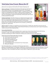 Violet Cactus Venue_ Mimosa Bar 101_page