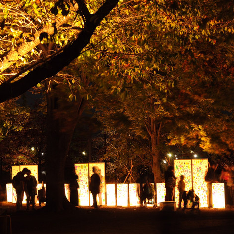 """Nerima lantern festival """" Lighting Harvest """""""