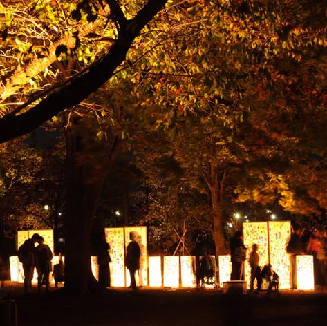 ねりまランタンフェスティバル 光のハーベスト