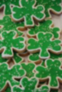 St. Patricks Day Cookie Class.JPG