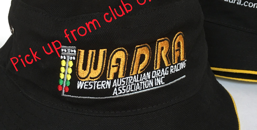 WADRA Bucket Hat - Pick up only