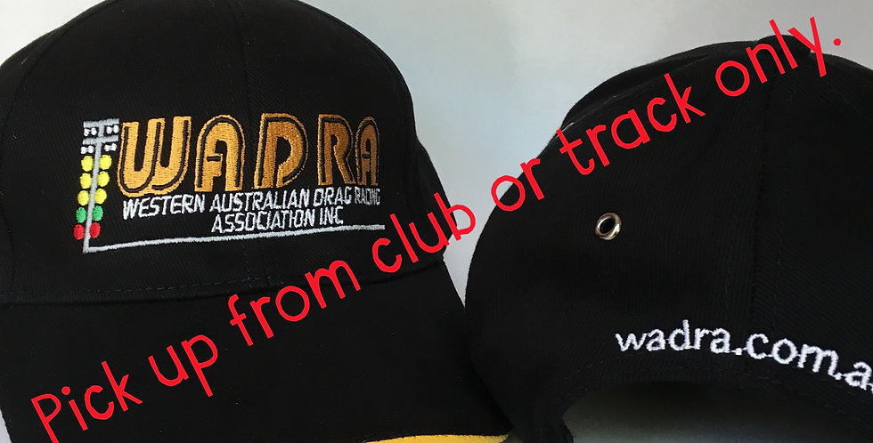 WADRA Cap - Pick up only