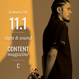 Content Magazine: 11.1 Sight & Sound, Thought Leade, Press, Story