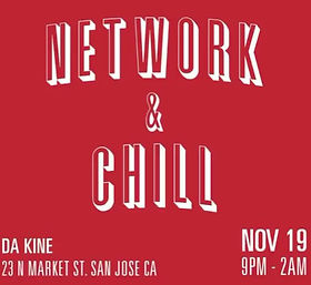 Networking Events, Network & Chill, Events, Eventbrite, Community, Industry Experts, Hollywood, Music, Songwritin, Video Produciton, Filmmakers