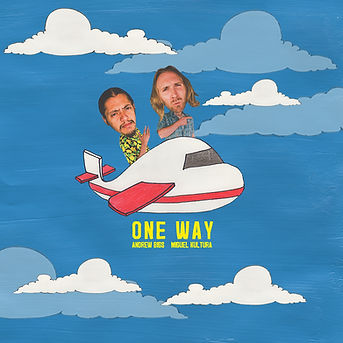 One way trip. Bay Area Music. Dj Mustard type. Dj Fresh, Dj Khalid.