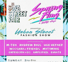 The Sofa Street Fair, Events, Silicon Valley Events, Urban Fashion Show, Macla Stage, Bay Area Events, Creatives