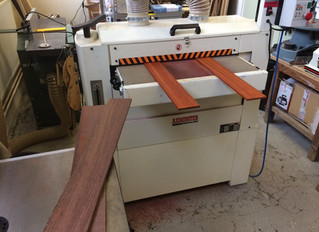 building a laminated Ibanez replacement neck