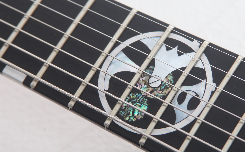 seven string inlay
