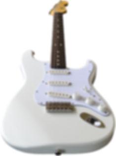 Dave Gilmour replica Strat custom electric guitar