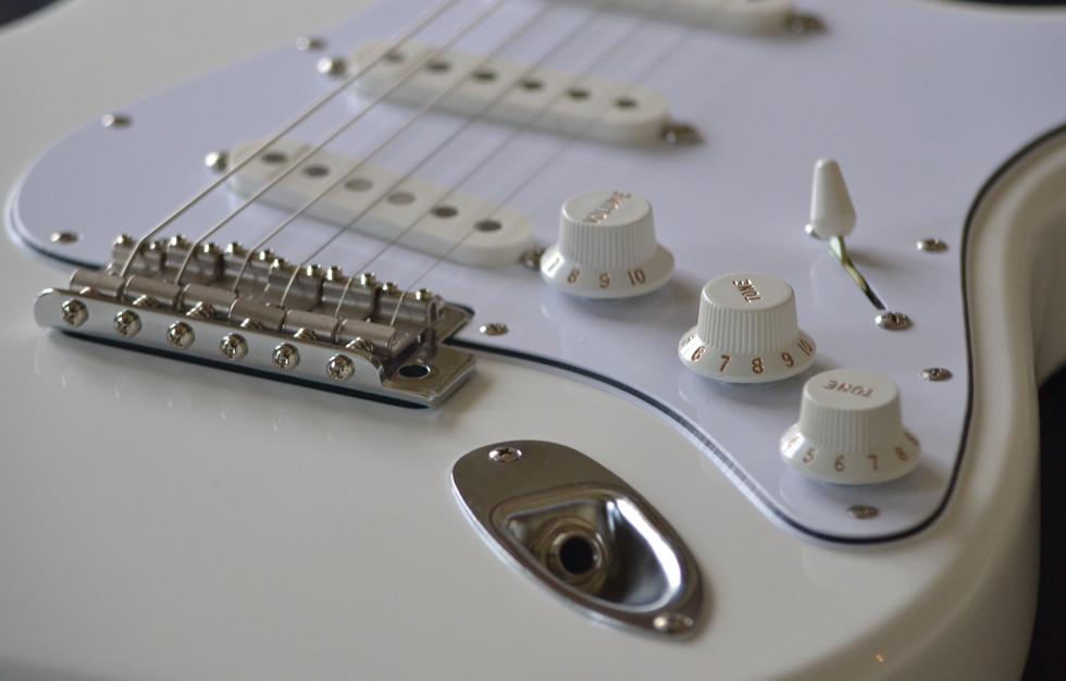 '62 replica Stratocaster