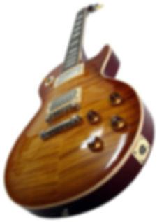 1959 Les Paul custom electric guitar replica