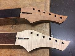 custom electric guitars