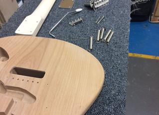 Gilmour Replica part seven