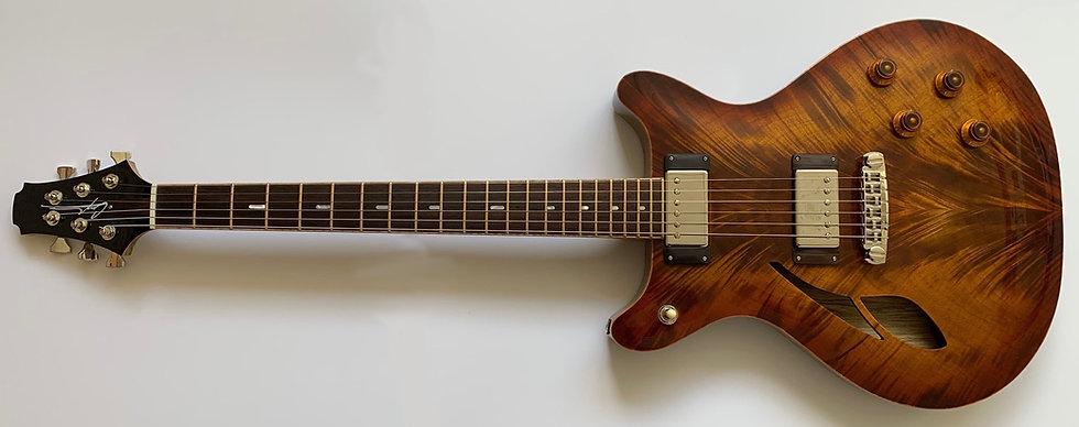 British custom guitars