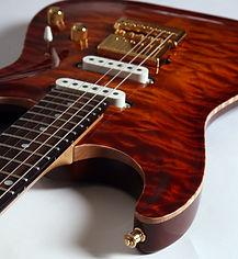 custom guitars UK