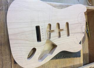 Gilmour Replica part three