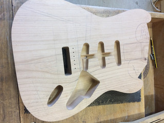 Gilmour Replica part three