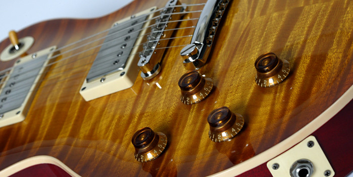 '59 LP Replica detail