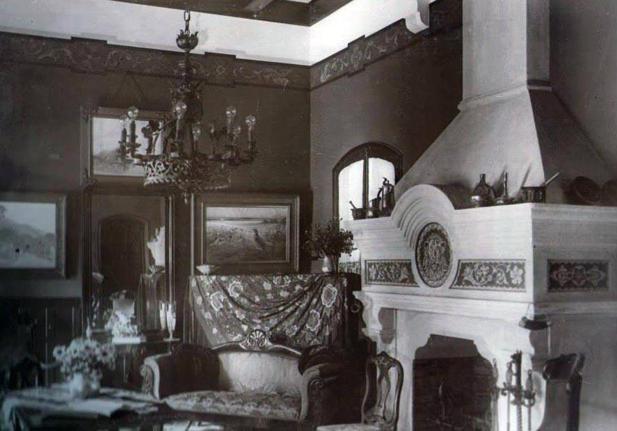 Interior del Castillo Mudejar