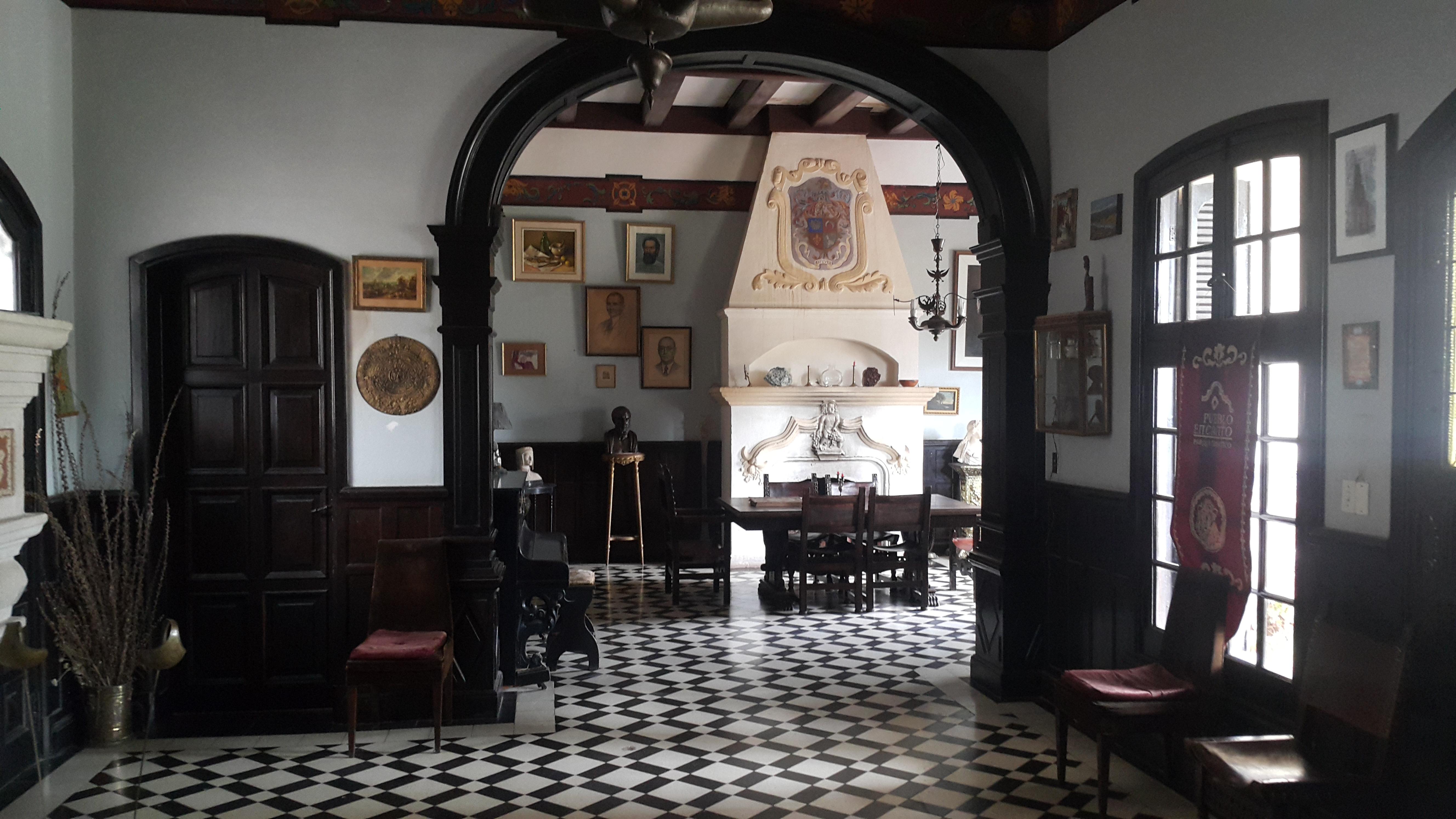 Interior Castillo Mudejar - Pueblo E
