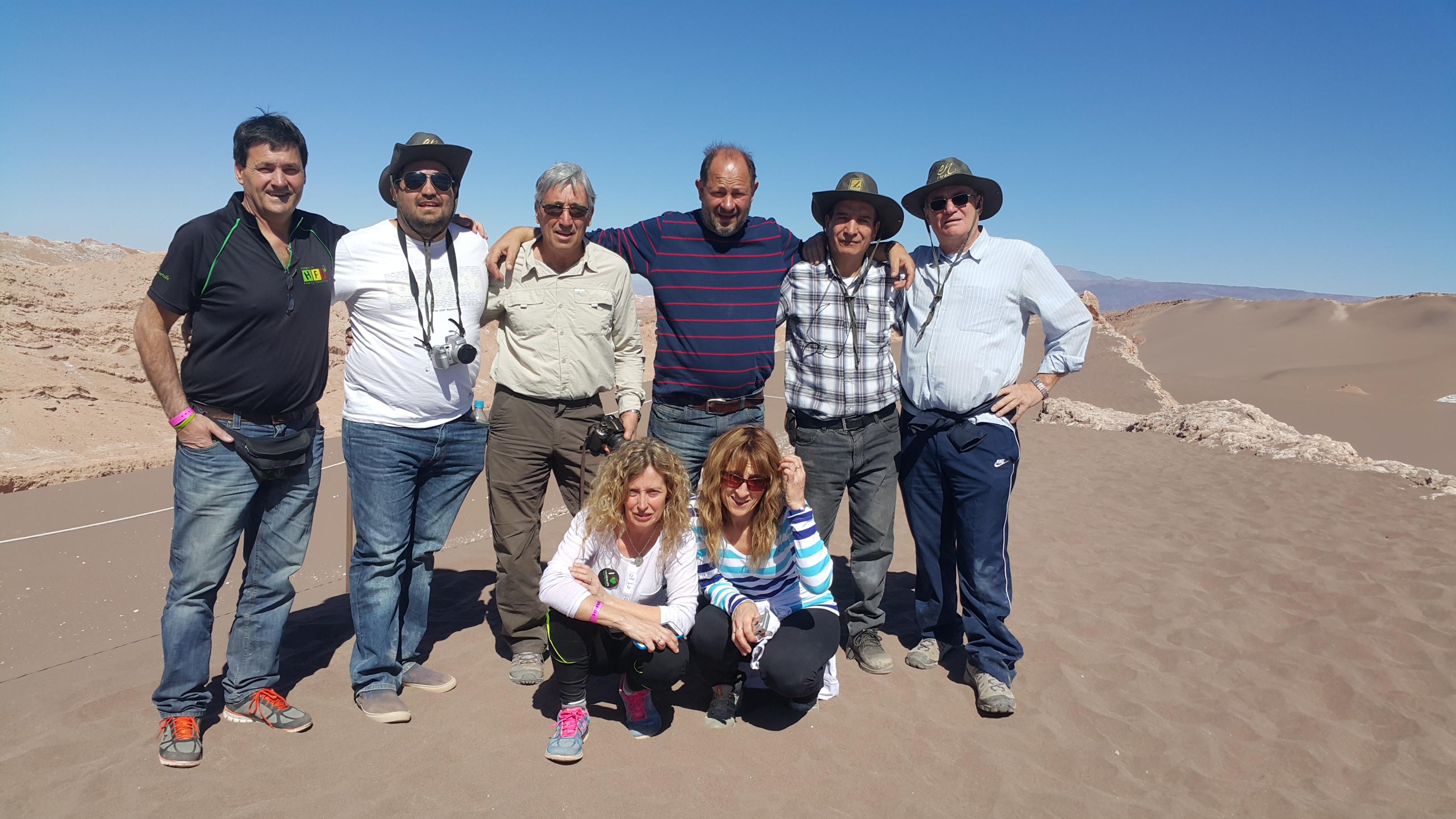 Valle de La Luna - San Pedro de Aracama - Chile