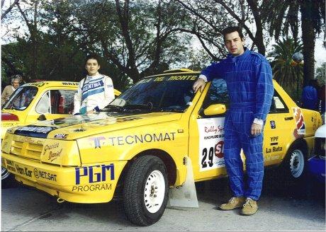 Fiat Regatta - Rally - Lusianzoff