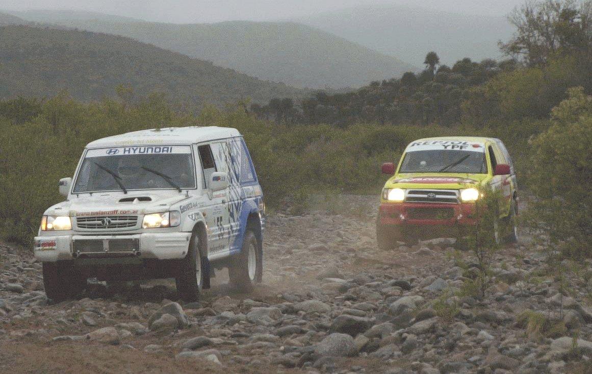 Hyundai Raid - Lusianzoff/Lindsell