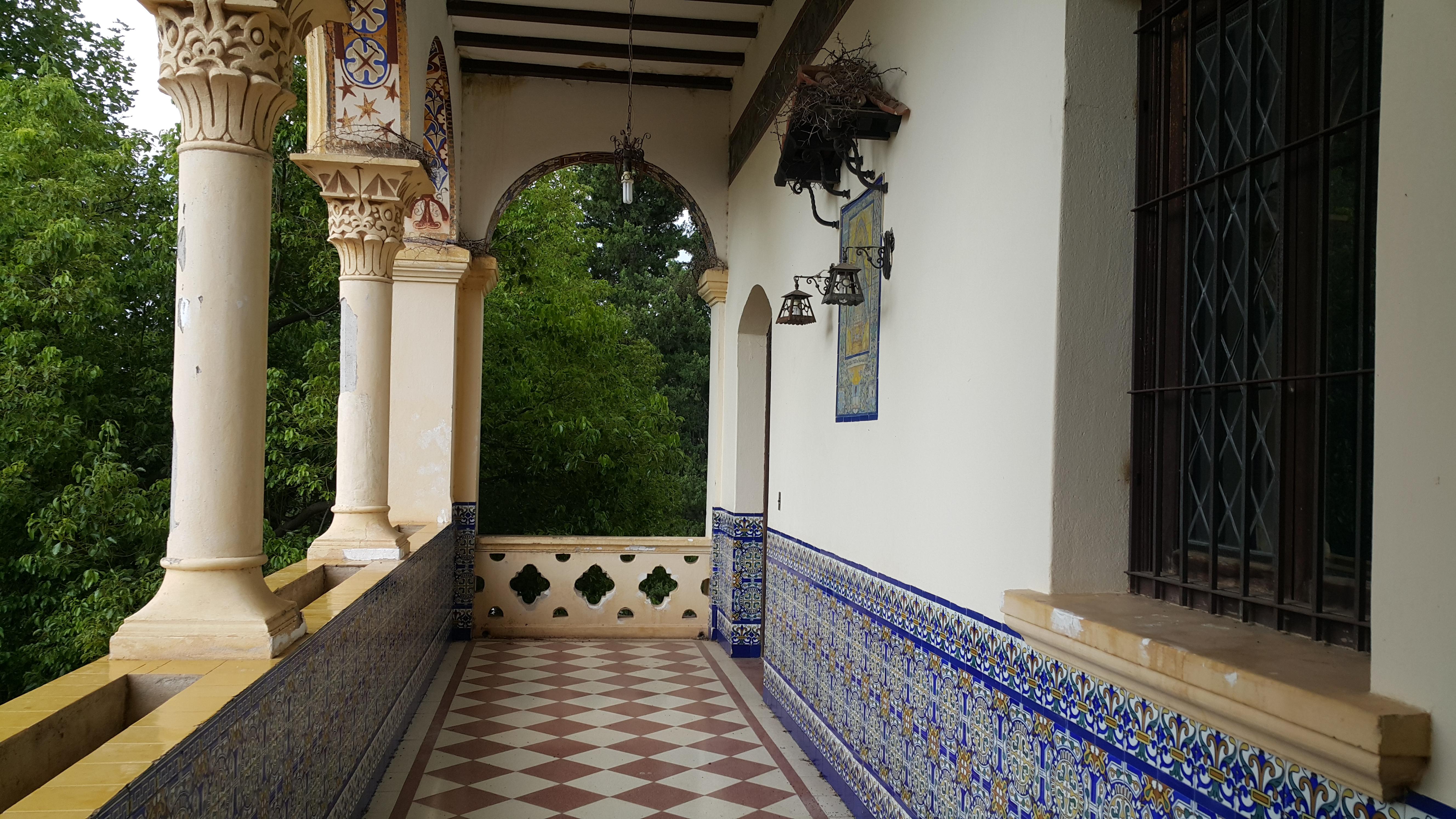 Balcón de la Condesa