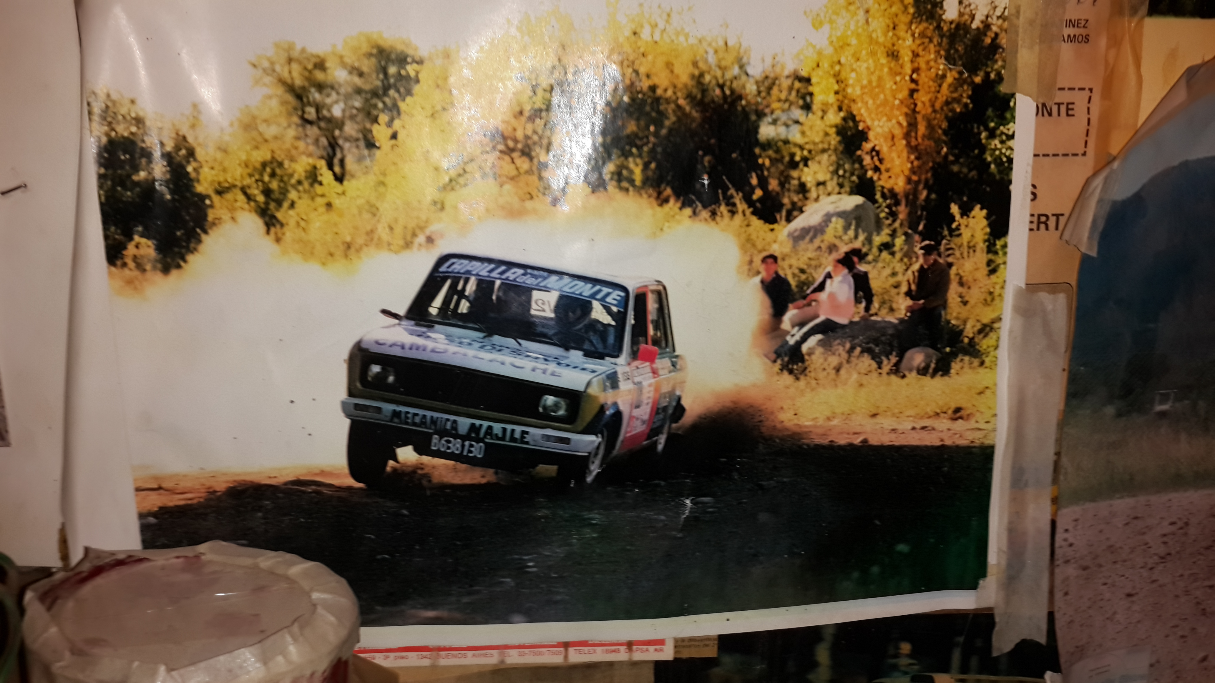 Fiat 128 Rally - Lusianzoff/Najle