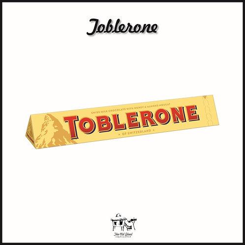 Toblerone   Chocolate   The Old Skool SG