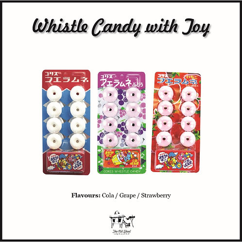 Whistle Candy with Toy | Candy | The Old Skool SG