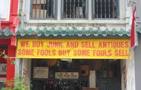 """5 Old-Skool Shops To Get Your """"Junk"""" On!"""