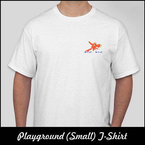 Nostalgic Playground T-Shirt (Big) | Merchandise | The Old Skool Singapore