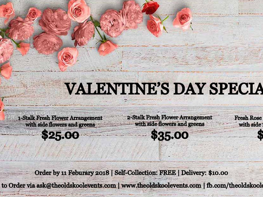 Valentine's Day Special!