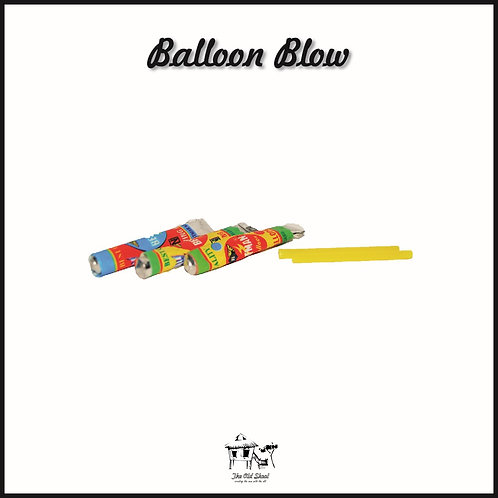 Balloon Blow | Toys | The Old Skool SG