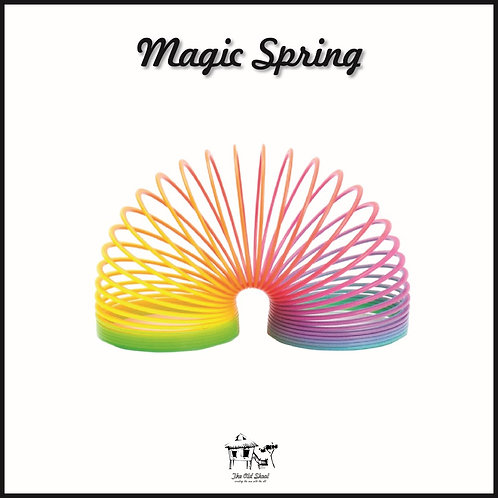 Magic Spring | Toys | The Old Skool SG