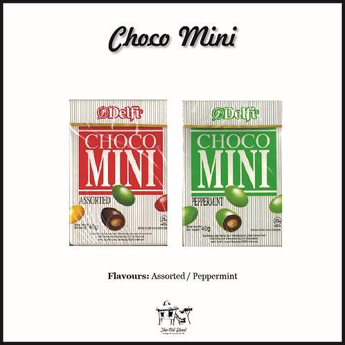 Choco-Mini | Chocolate | The Old Skool SG