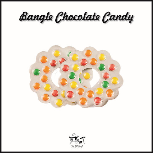 Bangle Chocolate Candy | Chocolate | The Old Skool SG