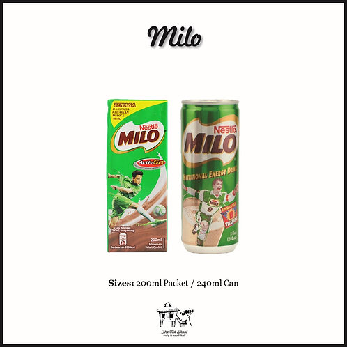Milo | Chilled | The Old Skool SG
