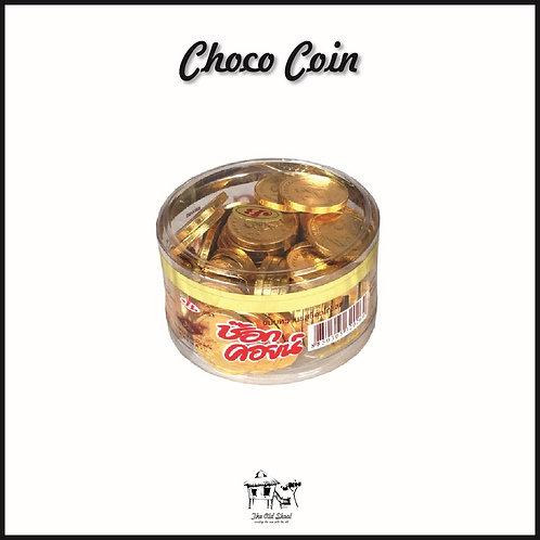 Choco Coin | Chocolate | The Old Skool SG