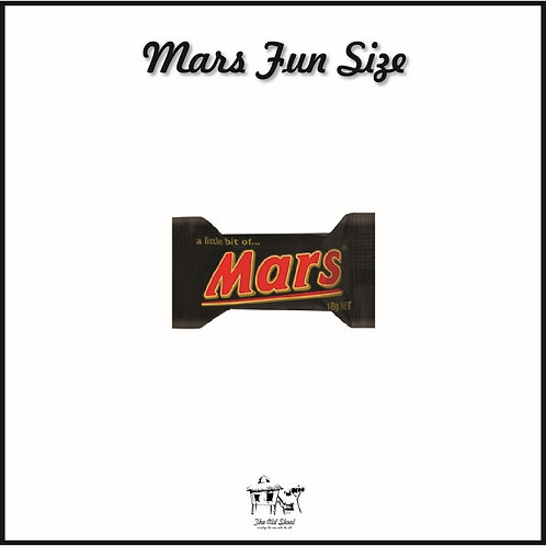Mars Fun Size | Chocolate | The Old Skool SG