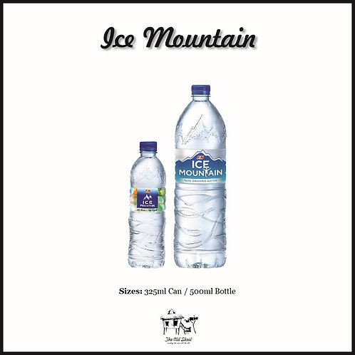 Ice Mountain | Chilled | The Old Skool SG