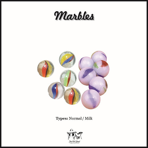 Marbles | Toys | The Old Skool SG